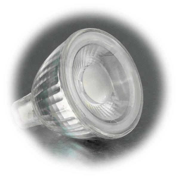 12V-LED Leuchtmittel in 2 verschiedenen Leuchtfarben