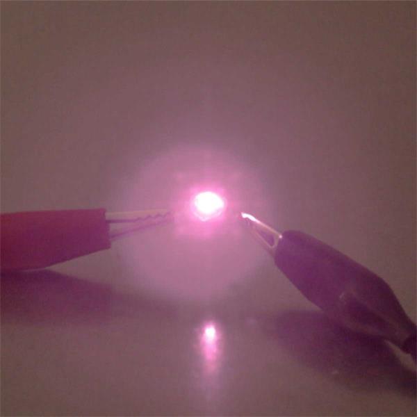 Infrarot Licht ist für das menschliche Auge nicht sichtbar