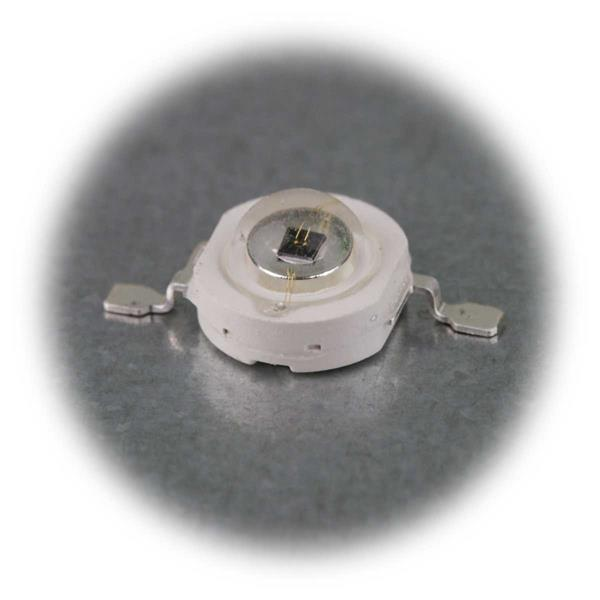 IR LED ermöglicht Schwarz/Weiß-Aufnahmen im Dunkeln