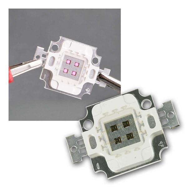 """Highpower LED 5W IR, Typ """"WTN-5W-IR940"""" Infrarot"""