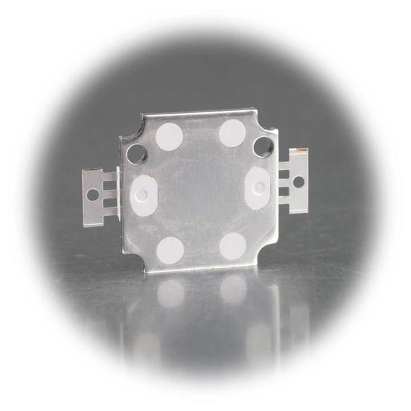 Die 10 W Hochleistungs LEDS erzeugen infrarotes Licht