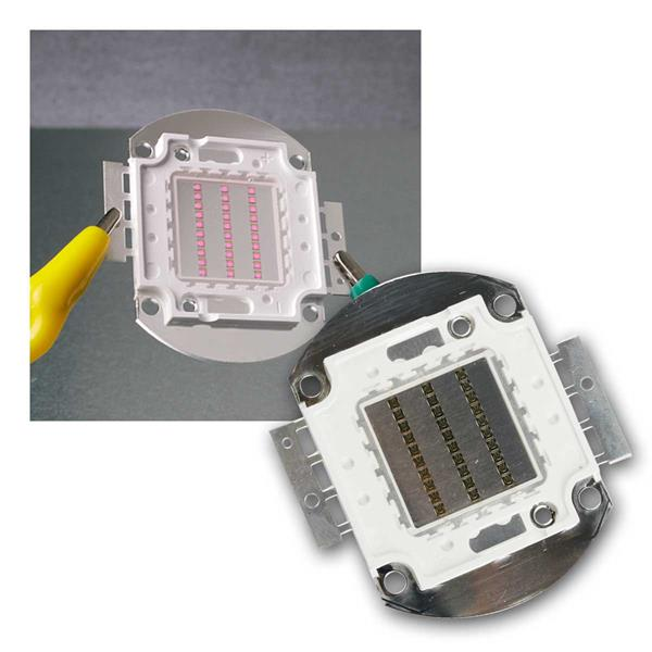 "Highpower LED 30W IR, Typ ""WTN-30W-IR940"" Infrarot"