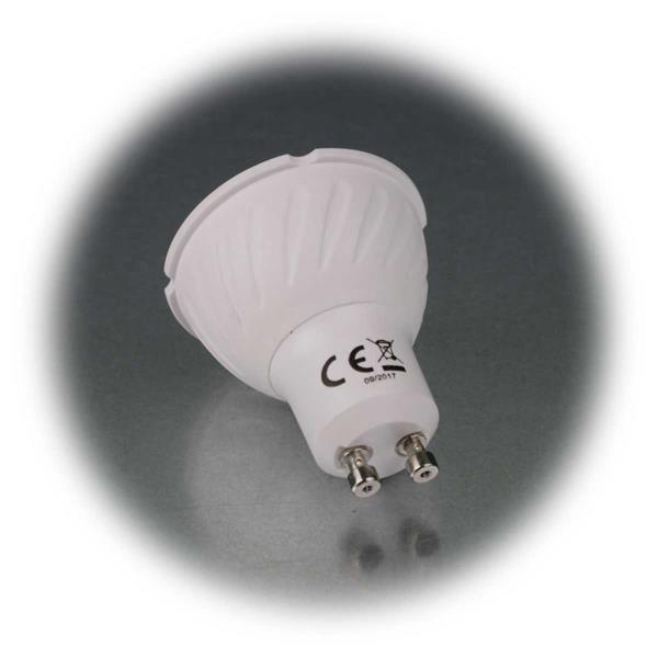 5W LED Strahler mit GU 10-Sockel