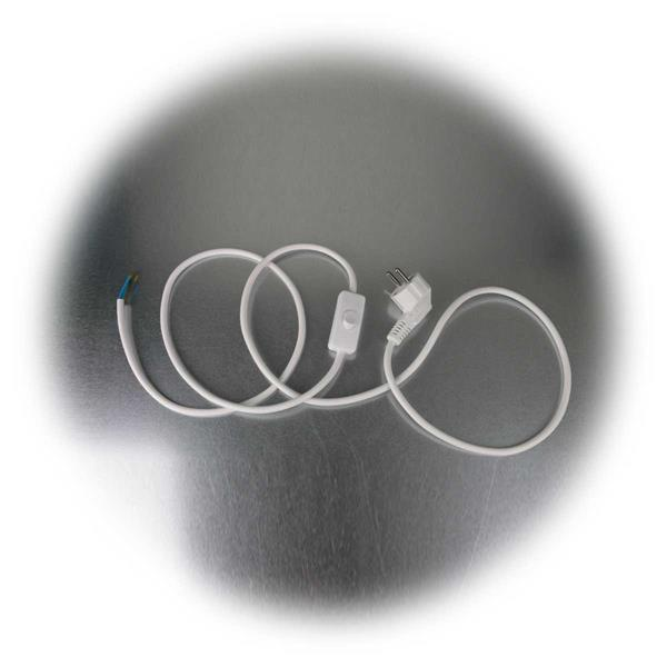 Ersatz-Anschlusskabel für elektrische Geräte an das Stromnetz