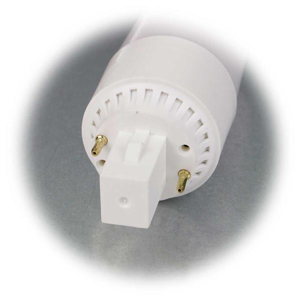 G24 LED Energiesparlampe für 230V mit nur ca. 8W Verbrauch
