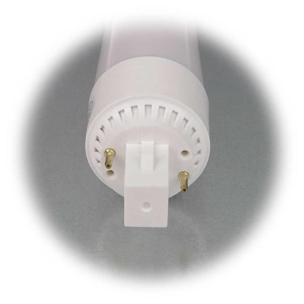 G24 LED Energiesparlampe für 230V mit nur ca. 13W Verbrauch