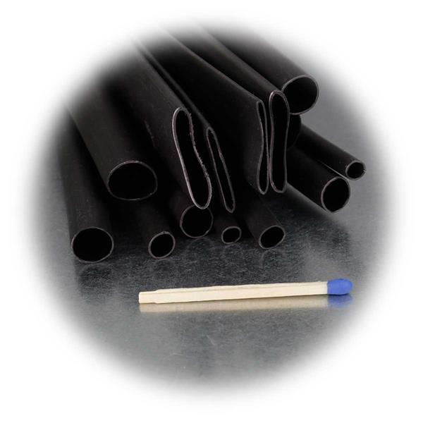Set Schrumpfschläuche in Größen von Ø 3,2-15,7mm