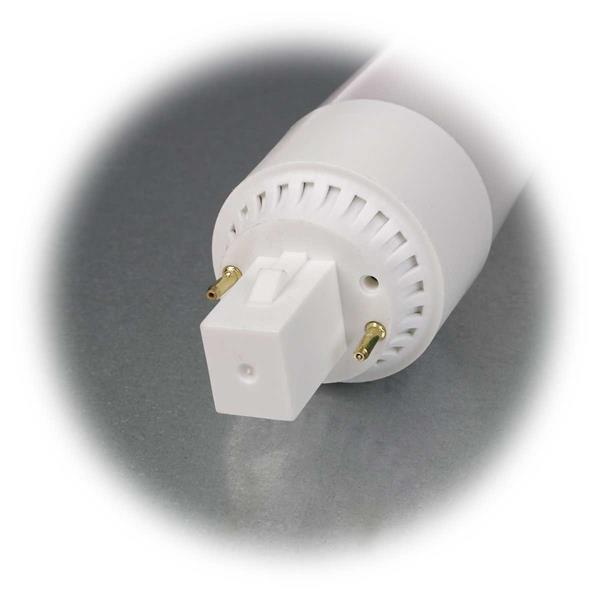 LED-Leuchtmittel mit 8 oder 13W und G24-Sockel