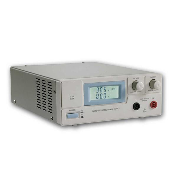 Labornetzgerät regelbar CTL-3020, 0-30V, 0-20A
