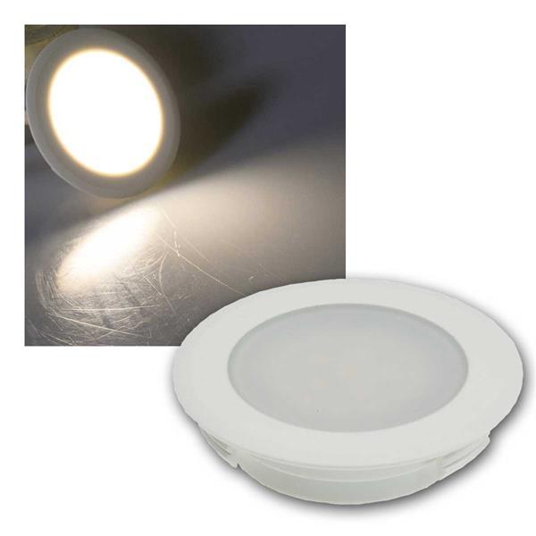 Einbauleuchte EBL-HV65 LED daylight 170lm 2W/230V
