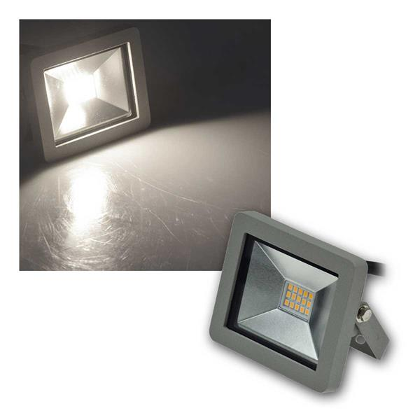 LED Fluter CTF-SLT 10 10W daylight 750lm IP44