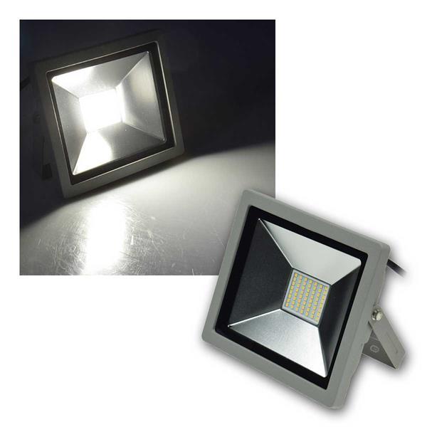 LED Fluter CTF-SLT 30 30W daylight 2100lm IP44