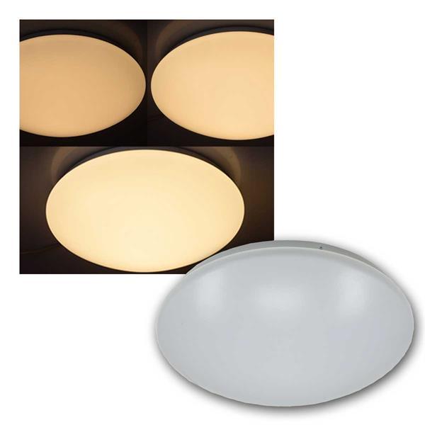 LED Deckenleuchte LOMBA 20W/230V 1200lm warmweiß