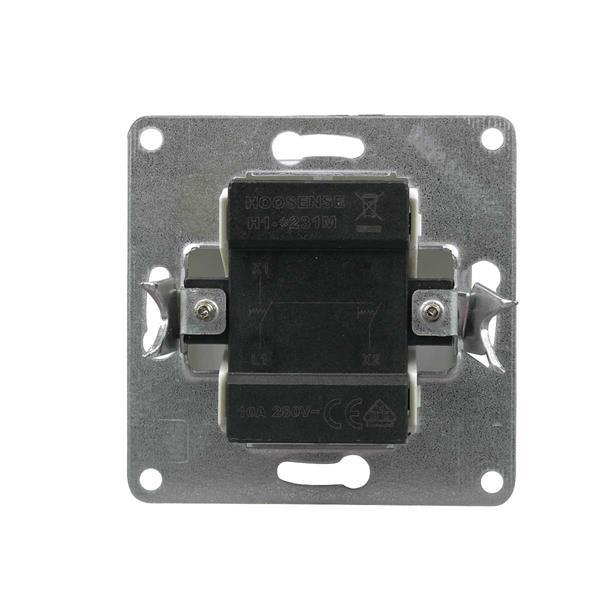 Komponente des Schalterprogramms FLAIR zur UP-Installation
