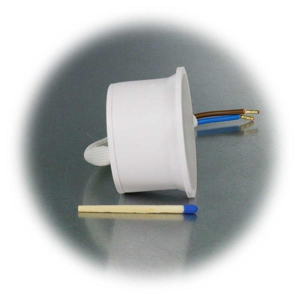 Extrem flacher LED Leuchteneinsatz inkl. Trafo