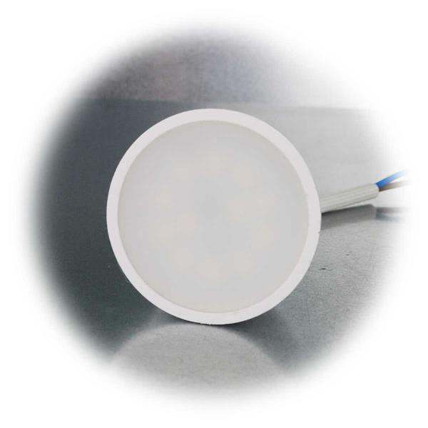 Leuchteneinsatz mit leistungsstarken SMD LEDs