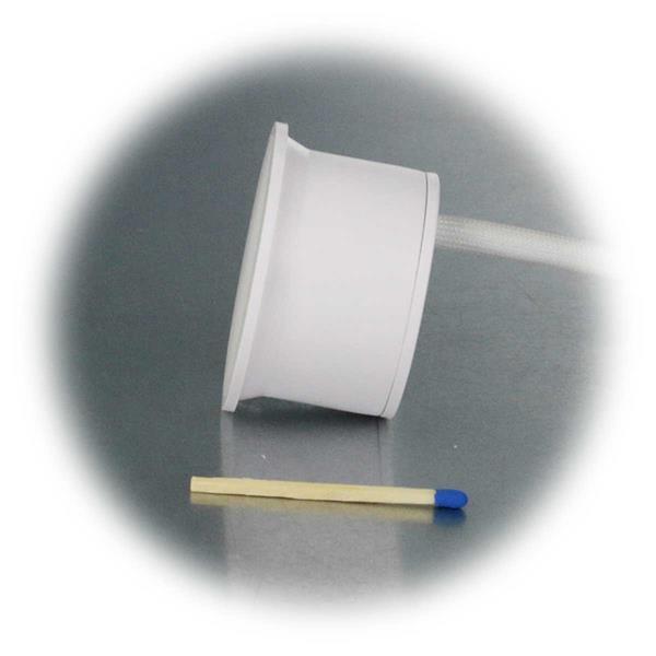 Flacher LED Leuchteneinsatz mit integriertem Trafo
