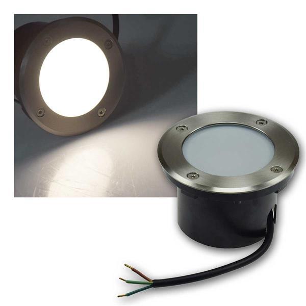 Bodenleuchte BEL R5 rund 5W neutralweiß LED 230V