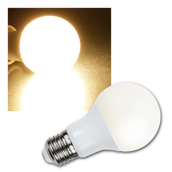 E27 Leuchtmittel mit Lichtsensor 10W 806lm warmweiß