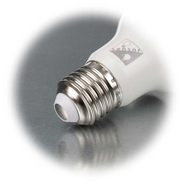LED Glühbirne passt in jede klassische Fassung für Leuchtmittel mit Sockel E27