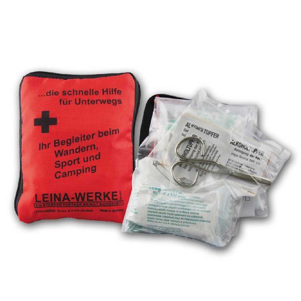 Verband-Tasche für Gürtel bei Sport Reise, Wandern