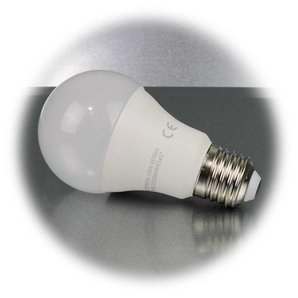 10W Glühbirne ist in 3 Schritten ohne Dimmer dimmbar
