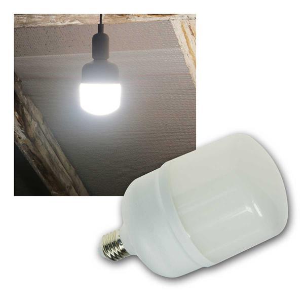 LED Jumbo Lampe E27 28W G280n 2500lm neutralweiß