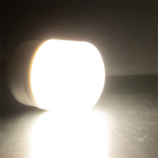 LED Glühlampe mit enormer Helligkeit für eine sachliche und wohnliche Atmosphäre