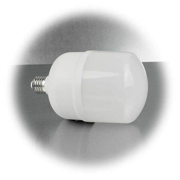 LED Leuchtmittel für Hängeleuchten mit weitem Schirm geeignet