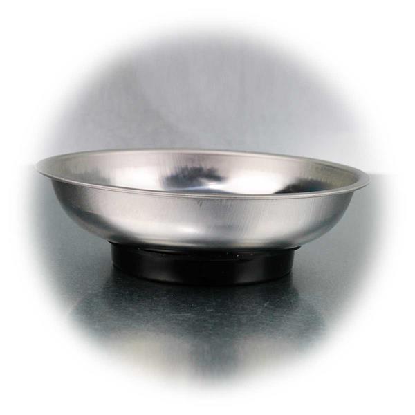 Magnetschale zur Aufbewahrung metallischer Kleinteile