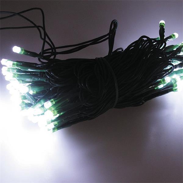 Purweiß-leuchtende 10m Lichterkette