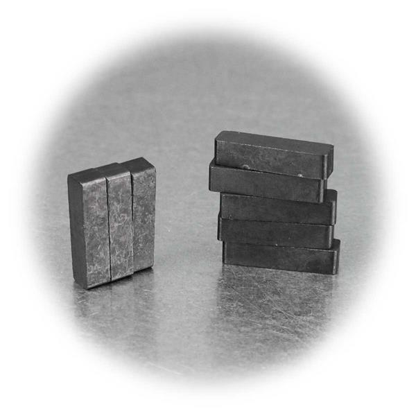 keramische Magnete sind perfekt für die Herstellung von Kühlschrankmagneten