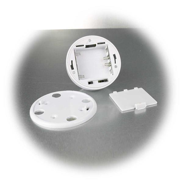 LED Sicherheitslicht ideal für unbeleuchtete Stellen