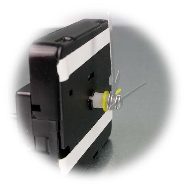 Uhrwerk für selbstgestaltete Zifferblätter bis 3 Millimeter Dicke