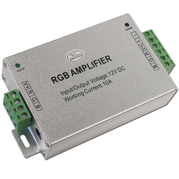 LED RGB-Verstärker / Repeater Amplifier 12V DC