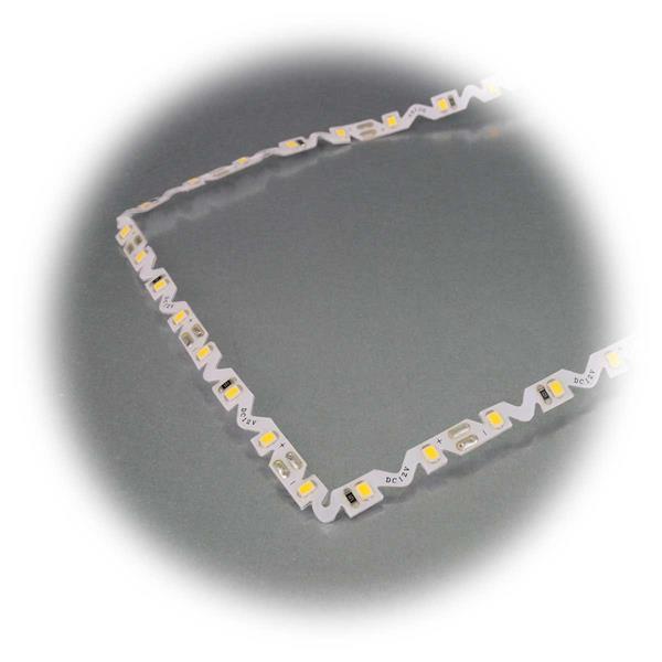 LED Strip 5m hochflexibel und knickbar für Winkel und Kurven