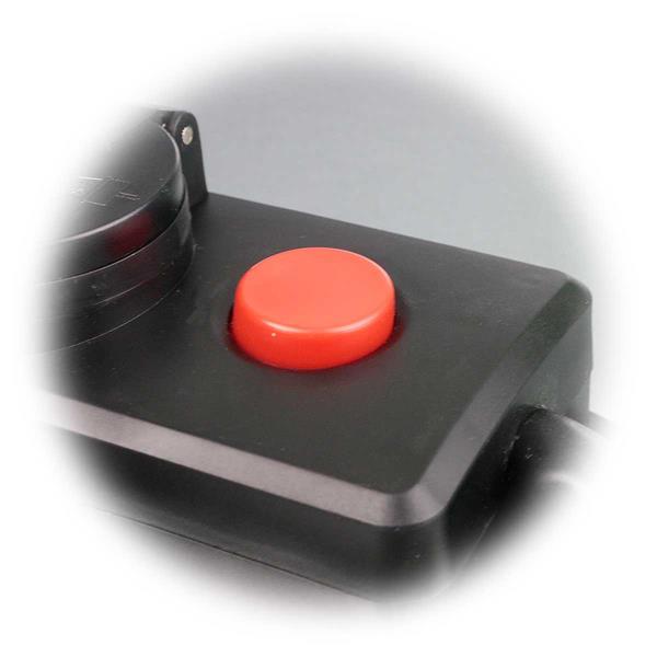 Außensteckdosen mit mit Ein/Aus Schalter