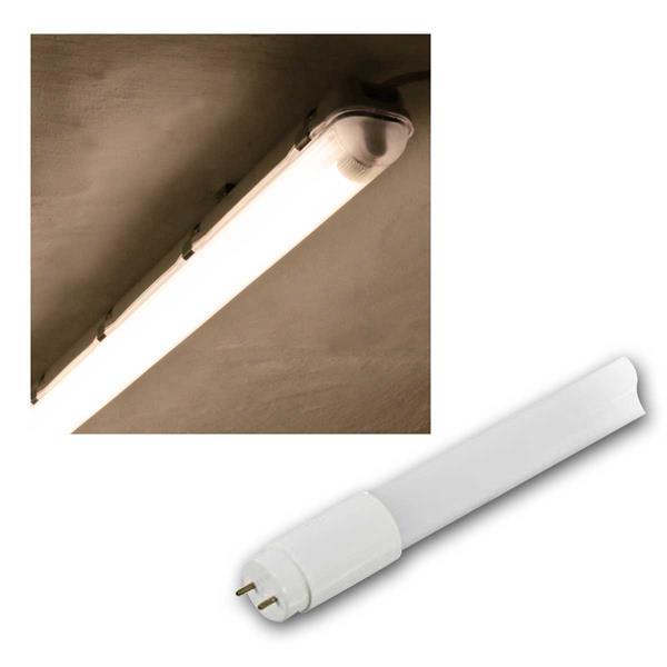 LED-Röhre, T8, 18W, 1650 lm, 120cm, warmweiß