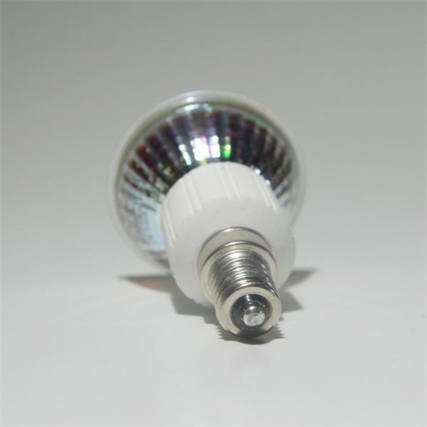 energiesparendes LED Licht Sockel E14 für 230V und nur ca. 3W Verbrauch