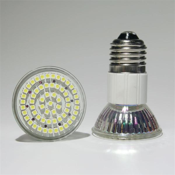 LED Lampe 50x75mm bündig abschließende Front