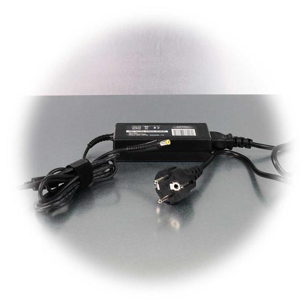 Netzteil mit Kaltgerätestecker, DC-Hohlstecker und Schutzkontaktstecker
