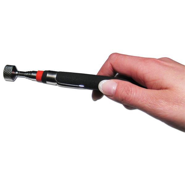 Pick Up Magnet mit Softgriff und praktischem Metall-Clip