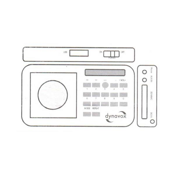 Anschluss von Speichermedien und externen Geräten über USB, SD oder AUX-In