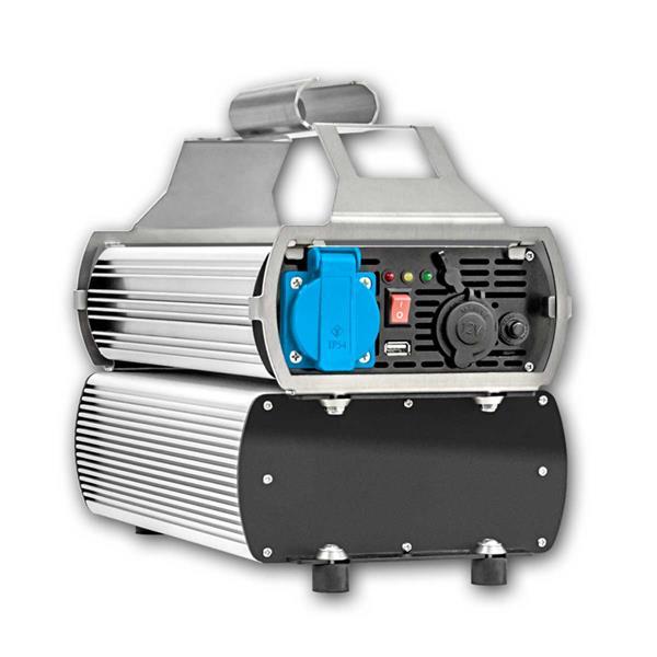 Basisgerät ARVEY A1 für 230V/50Hz 1000W
