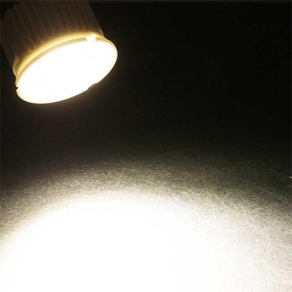 LED Leuchtmittel mit neutralweißer COB LED und Abstrahlwinkel von 36°