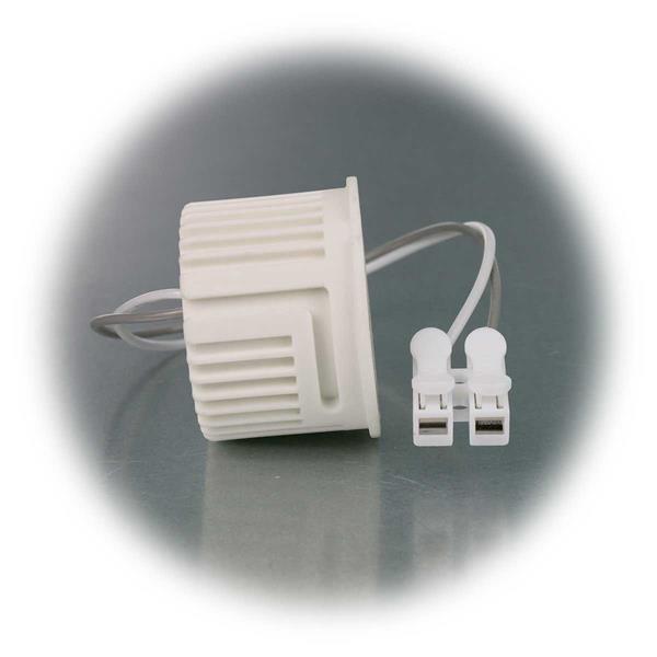 LED Modul mit geringer Einbautiefe von 33mm für geringe Deckenhöhen