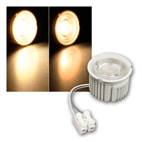 LED Modul MCOB, 6W, 400lm, warmweiss, dimmbar