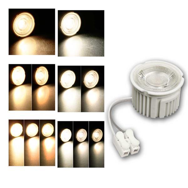 LED Modul MCOB, McShine, daylight/warmweiß