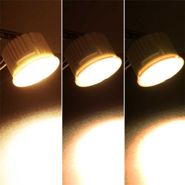 LED Modul McShine  ist dimmbar, nicht dimmbar oder per Lichtschalter dimmbar