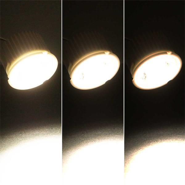 LED Modul McShine als dimmbare, Step-Dimm- oder nicht dimmbare Version
